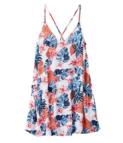 Roxy Women's Be in Love Beach Cover-up Dress