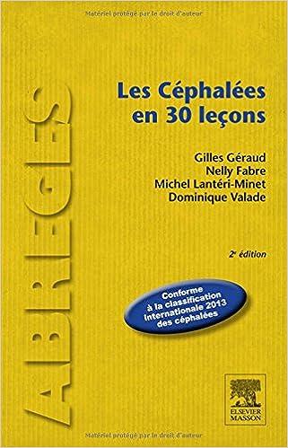 Lire Les céphalées en 30 leçons pdf, epub ebook