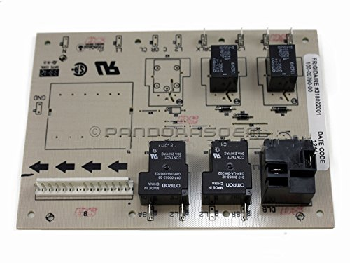 Electrolux Part Number 318022001: Relay Board