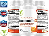 IcurcuminC3-Curcumin C3 Complex®. Made with Clinically Approved Ingredients(60capsulps, Vitamin C, Vitamin B6, Vitamin B12, Turmeric Extract, Curcumin C3 Complex®, MSM, DHA/EPA, Black Pepper For Sale