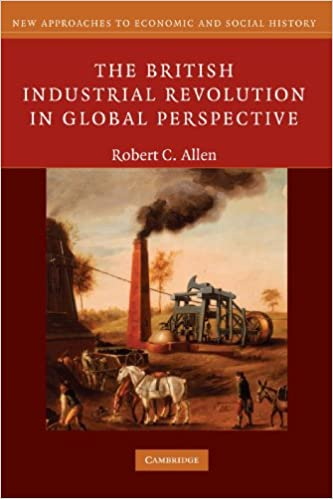 Billedresultat for why was the industrial revolution british robert allen