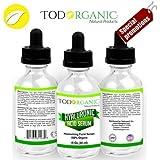 Ácido Hialurónico El Super Suero Anti-Envejecimiento 100% Orgánico, 1oz, Ácido Hialurónico