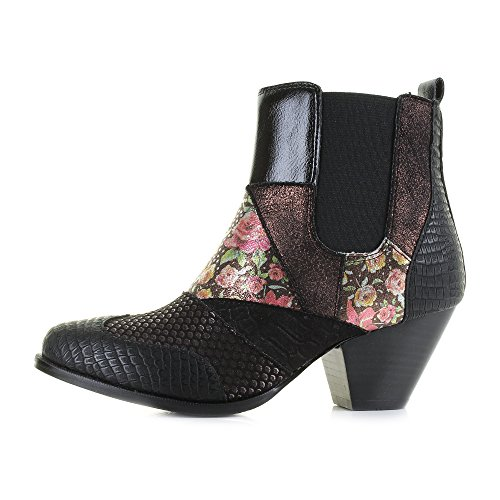 Femme Poetic Boots Licence Chelsea Poetic Licence 0q4fq7