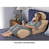 "The Superior Comfort Bed Lounger (for Users 5'3"" and Taller, Knee Pillow not Included)"