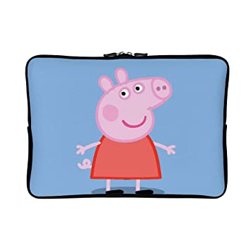 Muccum Peppa Pig Paquete de Funda Protectora portátil de ...