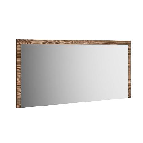 Mia mobili Caramel comò specchio Walnut / Bronze: Amazon.it: Casa e ...