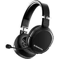 SteelSeries Arctis 1 Bezprzewodowy Zestaw Słuchawkowy Do Gier Czarny
