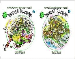 Karikaturlerle Boyama Terapisi Beni Boya 2 Kitap Takim Kamil Yavuz