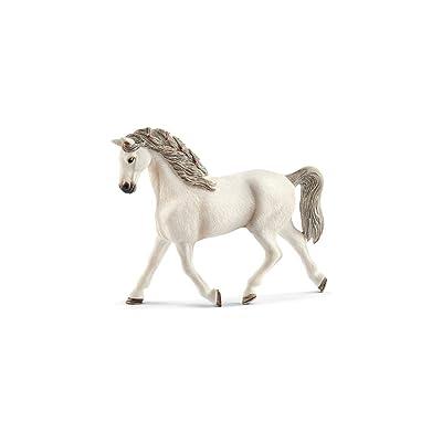 SCHLEICH Horse Club Holsteiner Mare Educational Figurine for Kids Ages 5-12: Schleich: Toys & Games