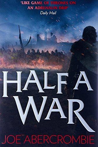 Shattered Sea 03. Half a War