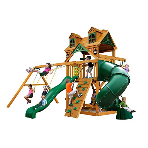 Gorilla Playsets Malibu Extreme Swing Set by Gorilla Playsets