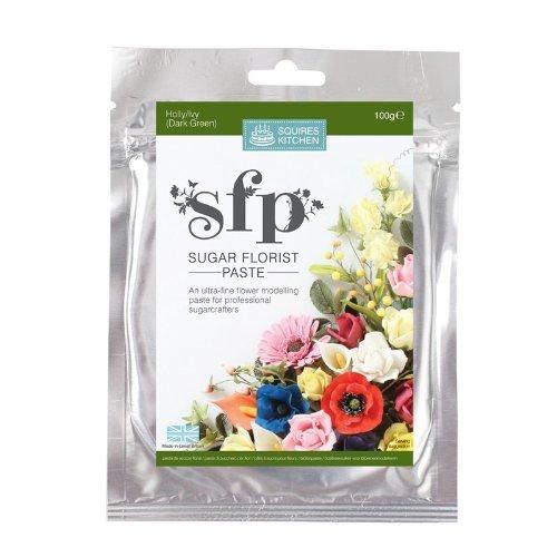 SK Blütenpaste 100 g Holly /Ivy Green