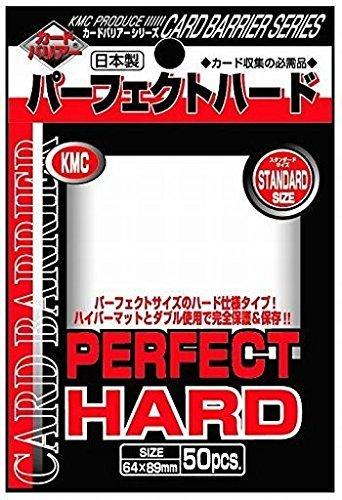 ////// KMC Card Barrier sleeve PERFECT HARD from Japan SG/_B01M1AECXE/_US 10 set!!
