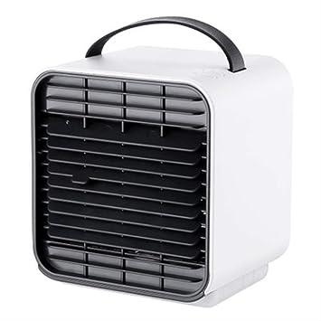 Mini Ventilador de Aire Acondicionado Pequeño Ventilador de Aire ...