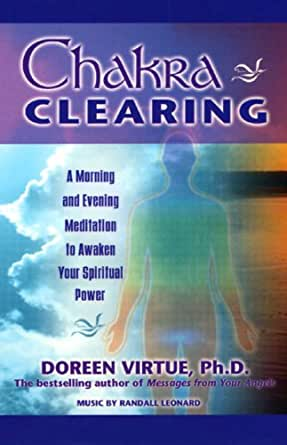 Amazon com: Chakra Clearing: A Morning and Evening Meditation to