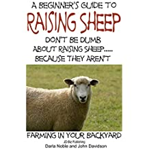 The Basics of Raising Sheep - Don't Be Dumb About Raising Sheep…Because They Aren't