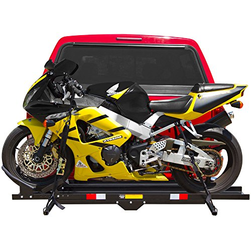 Black Widow MCC-600 600 lb - Hitch Bike Carrier Dirt