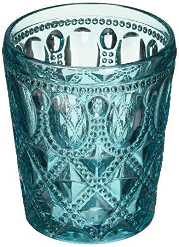 Abbott Collection 27-Capri/of Jewel and Bead Pattern Tumbler