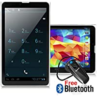 New Indigi A76 GSM GPS Android 4.4 Unlocked! 7 QHD Smart Phone 3G Dual Sim - Free Bluetooth