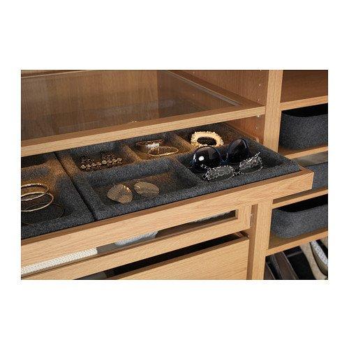 Ikea KOMPLEMENT - Bandeja extraíble, Efecto Roble - 75x58 cm: Amazon.es: Hogar