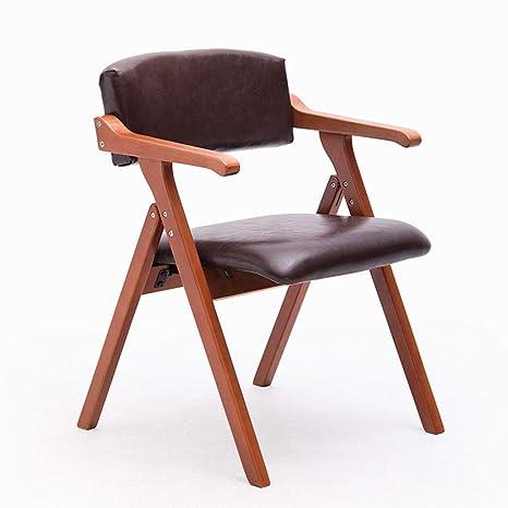 Sensational Amazon Com Vimele Dining Chair Solid Wood Folding Chair Machost Co Dining Chair Design Ideas Machostcouk
