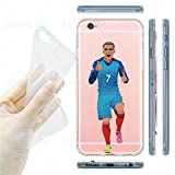 Coque iPhone football - Griezmann