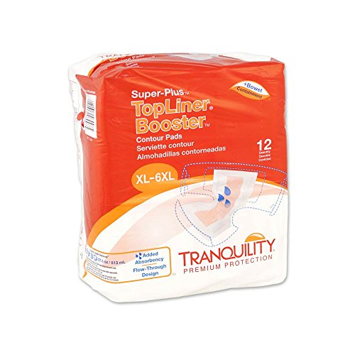 Tranquility TopLiner Booster Super Plus Extra Large