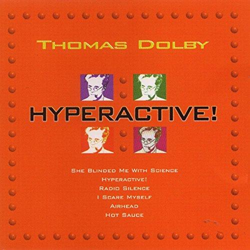 Thomas Dolby - Hyperactive - Zortam Music