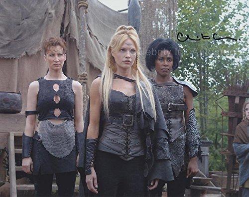 CHRISTINE ADAMS as Mala - Stargate SG-1 GENUINE AUTOGRAPH