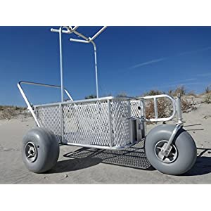 Phoenix Beach Buggy Cart for Deep Sand
