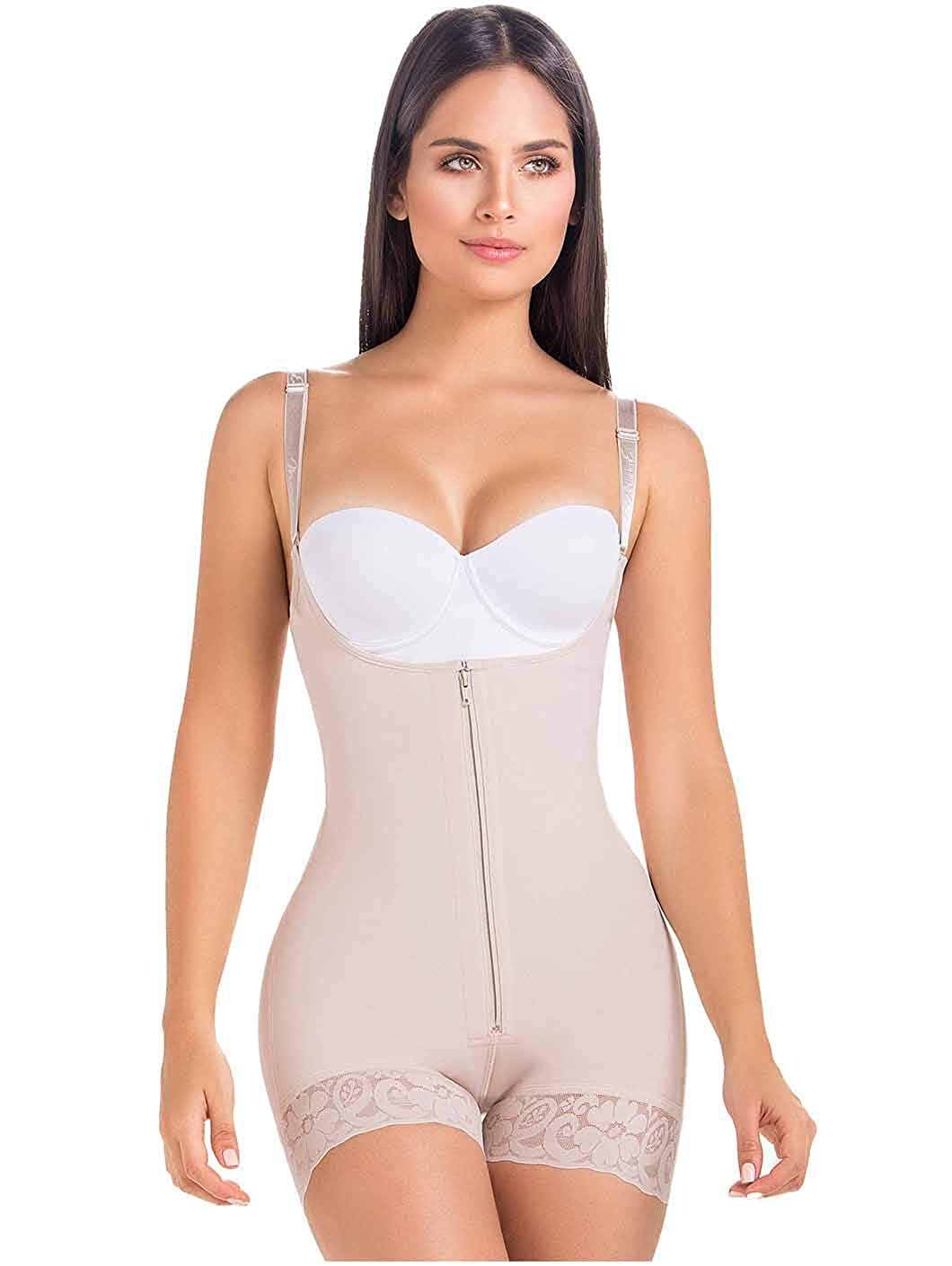 e2be4e8d338 MARIAE 9235 Braless Slimming Girdle Tummy Control Shapewear