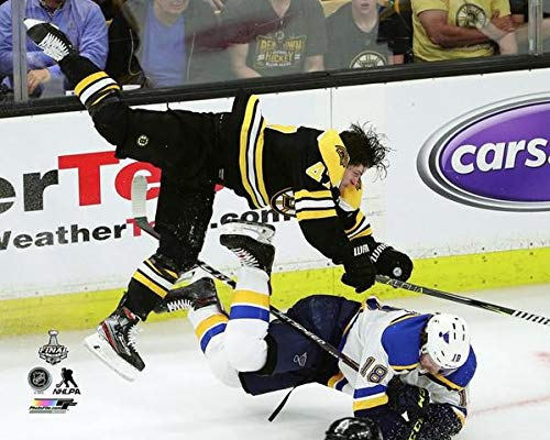 Torey Krug Boston Bruins 2019 NHL Stanley Cup Action Photo (Size: 8