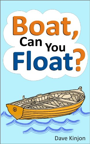 Floating My Boat -  A Rhyming Childrens Picture Book