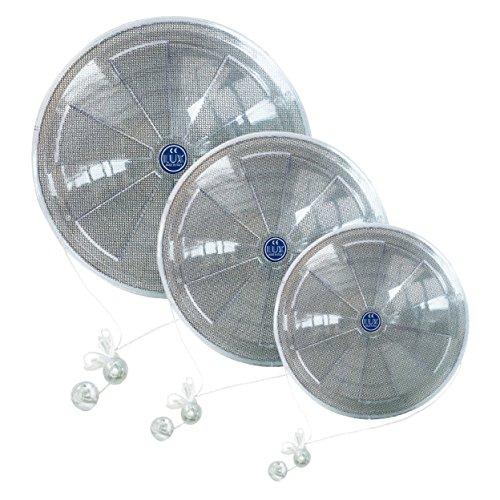 2 opinioni per LUX294- DIAM. 120- Aeratore da finestra con A/C manuale e retina anti insetto