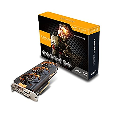 Sapphire Radeon R9 290X 8GB GDDR5 DUAL DVI-D/HDMI/DP TRI-X OC Version (UEFI) PCI-Express Graphics Card (Radeon 290)