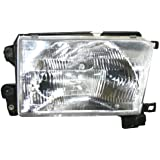 Vision Automotive TY10091B1L Toyota 4Runner Driver Side Replacement Headlight Assembly
