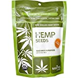 Navitas Organic Hemp Seeds Shelled 8 Ounce 9-Pack