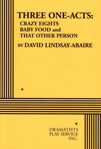 Read Online Three One-Acts by David Lindsay-Abaire - Acting Edition PDF