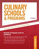 Culinary Schools and Programs, Peterson's, 0768925487