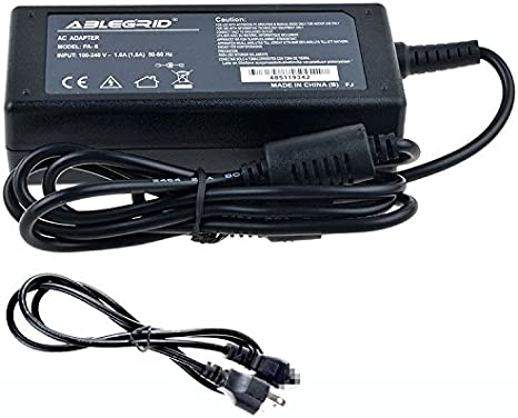 ABLEGRID AC Adapter Charger for Braven Stryde /& XL Wireless Speaker Power Cord