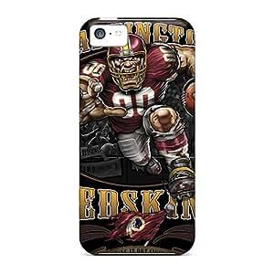 For SDL2396naGP Washington Redskins Protective Case Cover Skin/iphone 5c Case Cover