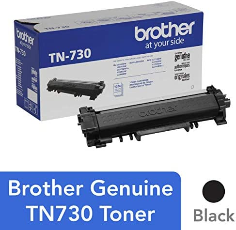 Brother TN730 DCP L2550DW MFC L2710DW MFC L2750DW