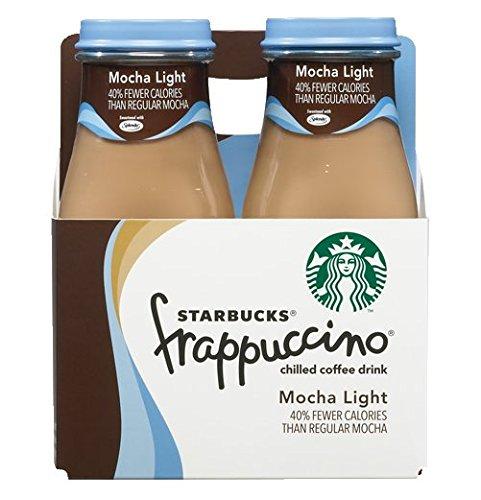 Starbucks Frappuccino Lite Mocha, 4 pk, 9.5 oz Bottles