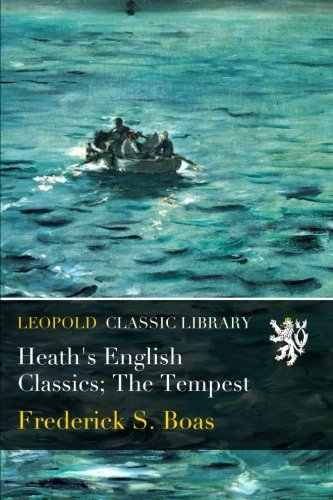 Heath's English Classics; The Tempest pdf epub