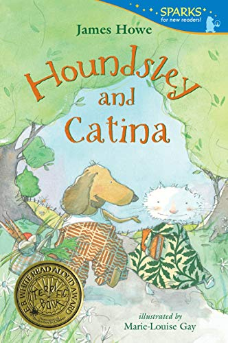 Houndsley and Catina: Candlewick Sparks from Candlewick Press MA