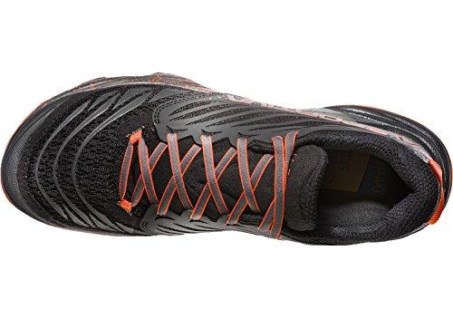Akasha Black Multicolore 000 Sportiva Running da Trail Scarpe Tangerine Uomo La Rwq8f05xx
