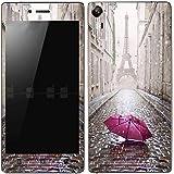 Theskinmantra Umbrella Paris Lenovo Vibe Shot mobile skin