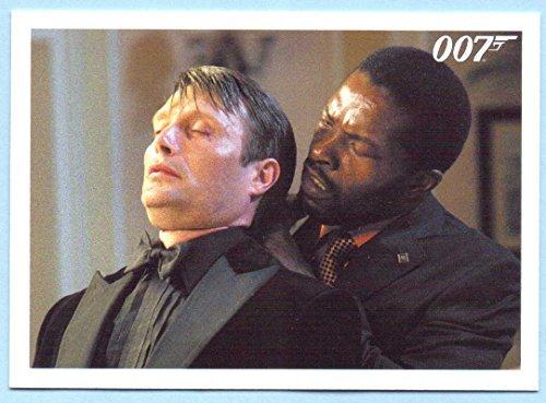 Rittenhouse 2014 James Bond Archives Casino Royale Base Card #055 - Le Chiffre