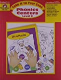 Take It to Your Seat Phonics Centers, Grades 2-3