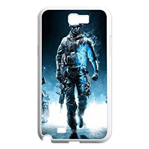 Battlefield 3 Game Samsung Galaxy N2 7100 Cell Phone Case White persent xxy002_6855945